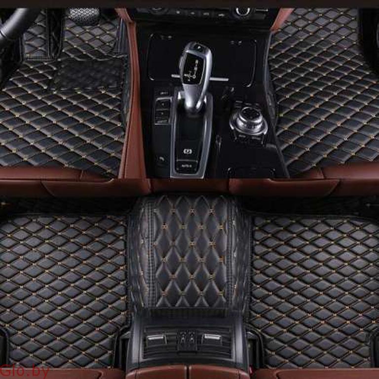 Модельные автоковрики в салон и в багажник