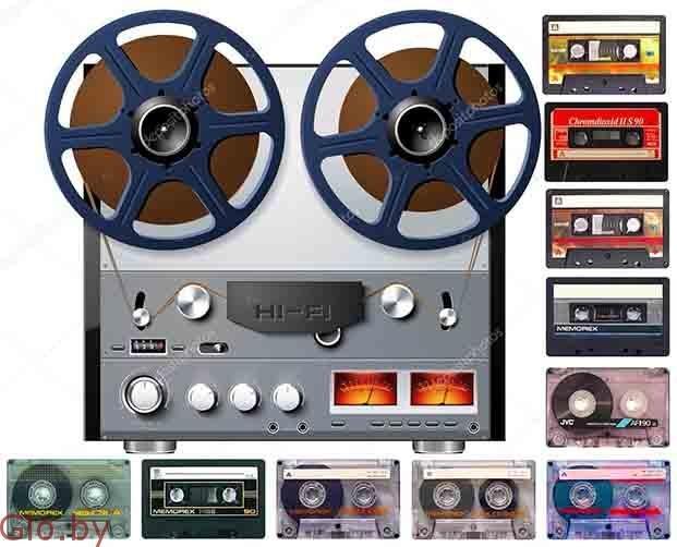 Оцифровка видео, кино, аудио, слайдов и фото материалов.