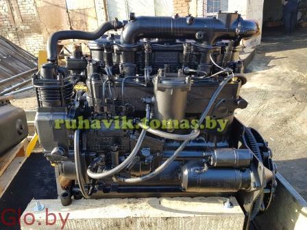 Ремонт двигателя ММЗ Д243-20