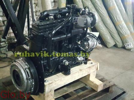 Ремонт двигателя ММЗ Д245.7Е2-1807