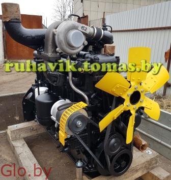 Ремонт двигателя ММЗ Д260.9S2-728