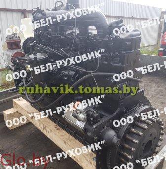 Ремонт двигателя ММЗ Д260.1-407