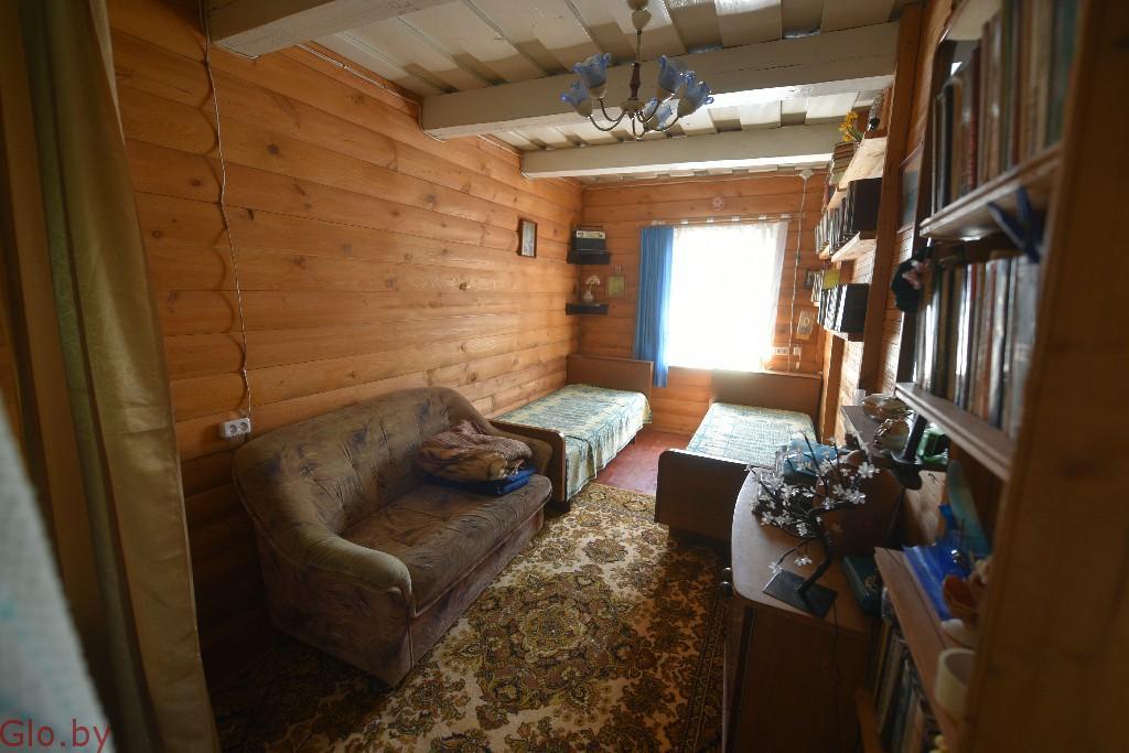Продам дом с мебелью в д. Карповичи, 49 км от Минска