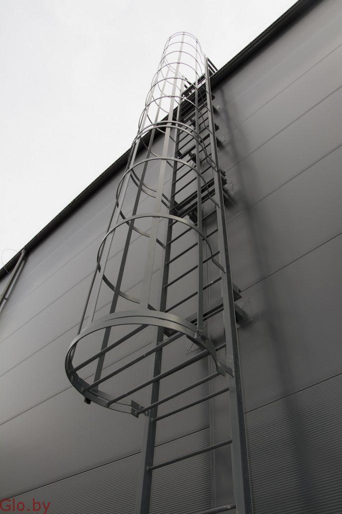 Испытания пожарных лестниц и ограждений в Минске и Республике Беларусь
