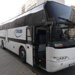 Аренда туристических автобусов для поездок по РФ, СНГ и Европы