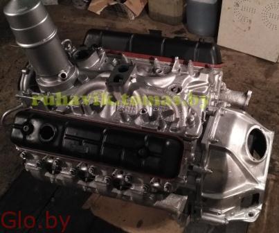 Ремонт двигателя ЗМЗ 511 для газ 53, 3307