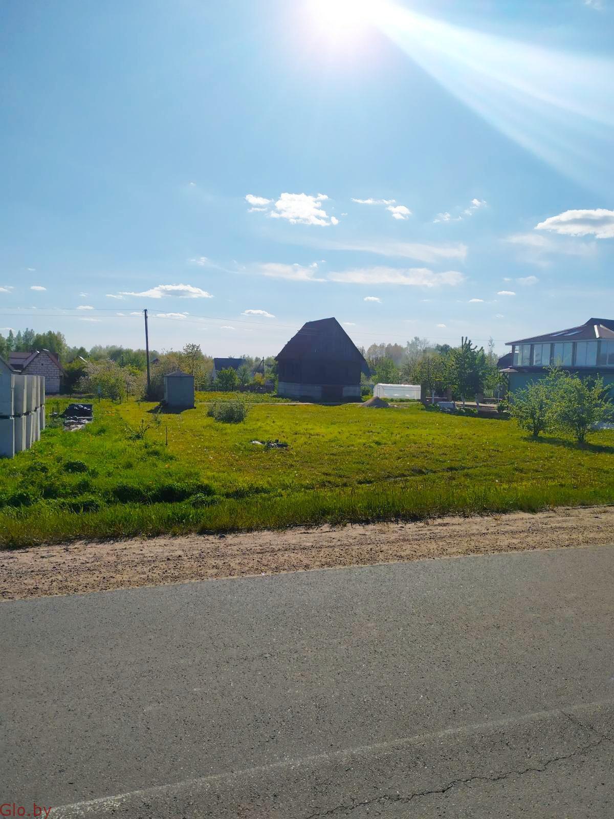 Продается участок в СТ Буда.22 км от Минска.