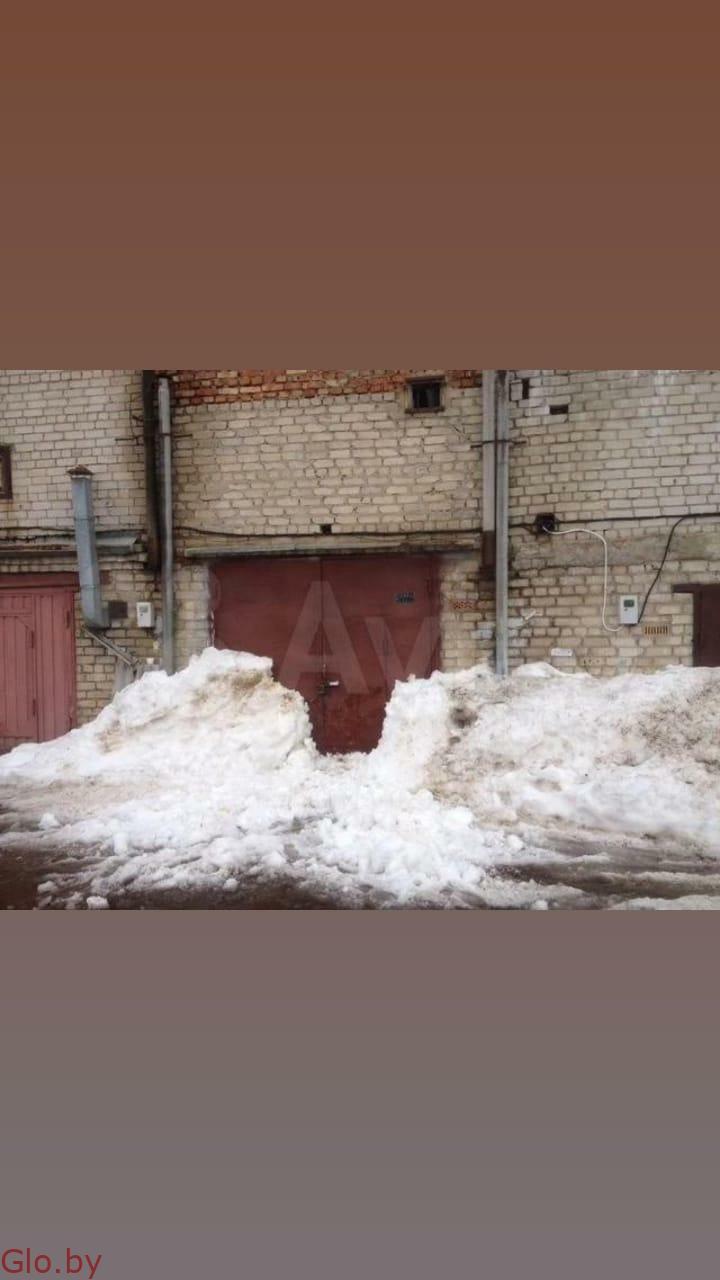 Гараж в центре Сммоленска