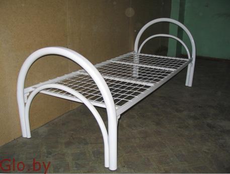 Реализуем оптом кровати металлические с доставкой по стране