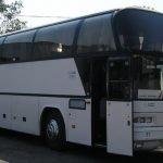 Аренда автобуса NEOPLAN 116 с водителем