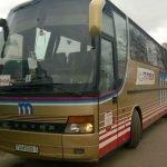 Аренда автобусов с водителем в Минске