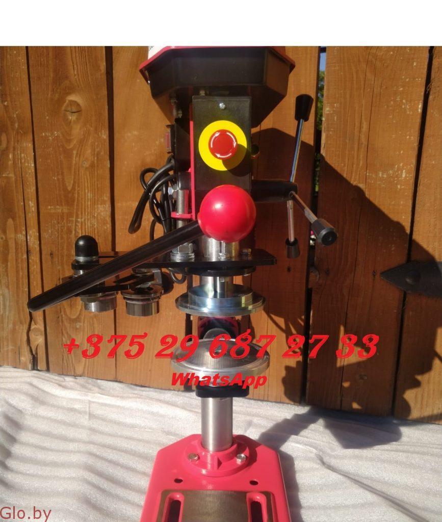 Станок полуавтоматический для закатки жестяных банок