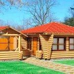 Строительство деревянных Домов и Бань из сруба: в Вилейке