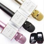 Беспроводной Bluetooth Караоке-микрофон Q9