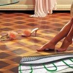 Монтаж теплых полов выполним в Солигорске и районе