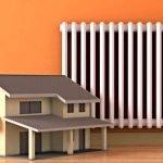 Монтаж систем отопления выезд: Мядель и район