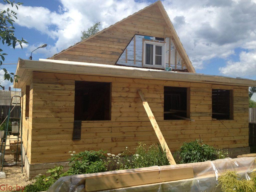 Строительство/ремонт Пристроек к дому выезд: Воложин и рн