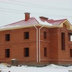 Стоительство домов из кирпича под ключ в Клецком р-не