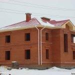 Стоительство домов из кирпича под ключ в Стародорожском р-не