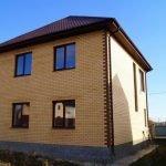 Стоительство домов из кирпича под ключ в Столбцовском р-не