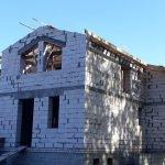 Стоительство домов из блоков под ключ в Смолевичском р-не