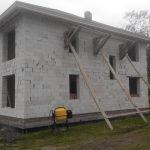 Стоительство домов из блоков под ключ в Стародорожском р-не