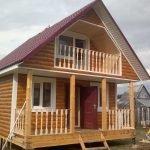 Строительство каркасных Домов в Клецком районе