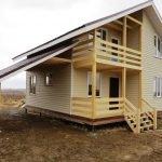 Строительство каркасных Домов в Копыльском районе