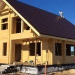 Строительство каркасных Домов в Мядельском районе