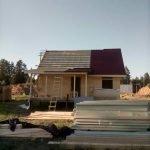 Каркасные бани и дома под ключ в Узденском районе