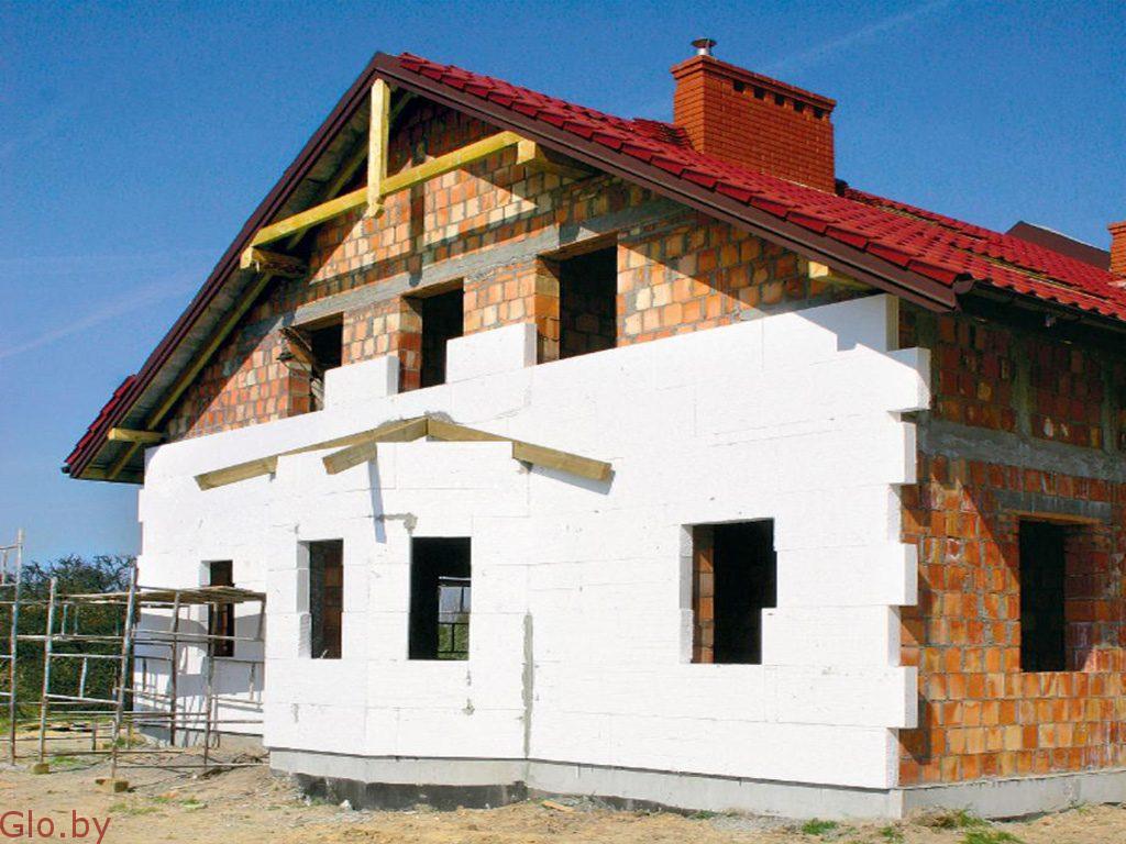 Утепление домов, коттеджей, балконов, террас