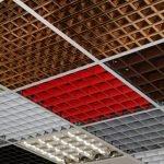Монтаж подвесного потолока типа - армстронг и грильянто.