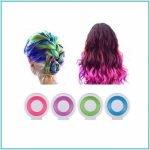 Волшебные мелки для волос Hot Huez