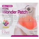 Пластырь для похудения Belly Wing Mymi Wonder Patch