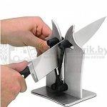 Ножеточка Bavarian Edge Knife Sharpener настольная, нерж. сталь