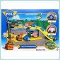 Игровой набор Poli Parking Base NO.XZ-155
