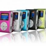MP3-плеер Комплект с экраном и наушниками, (Качество А) ОПТОМ
