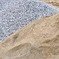 Песок, щебень с доставкой в Минске.