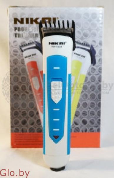 Мужской триммер для стрижки бороды и усов NIKAI NK-1033