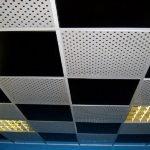 Монтаж подвесного потолка типа - армстронг, грильянто