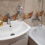 Установка кухонной мойки и раковины в ванной