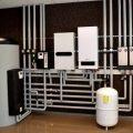 Монтаж котлов и системы отопления