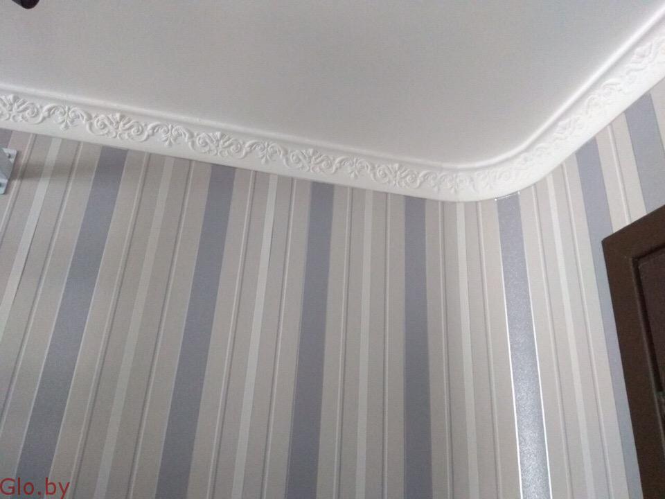 Поклейка обоями. Покраска стен и потолков в Минске