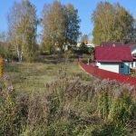 Участок 18 км от Минска 14 соток. дер. Задомля