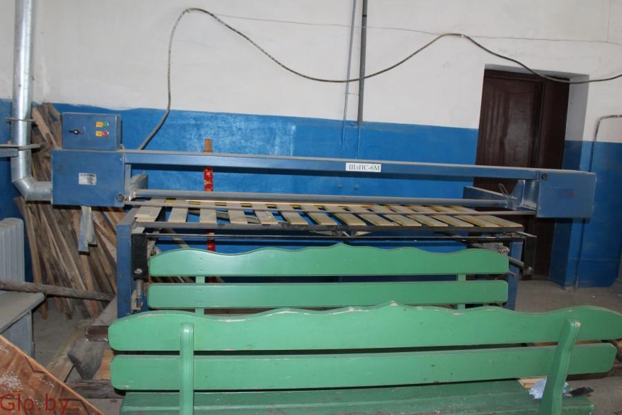 Шлифовальный станок ШлПС-6М
