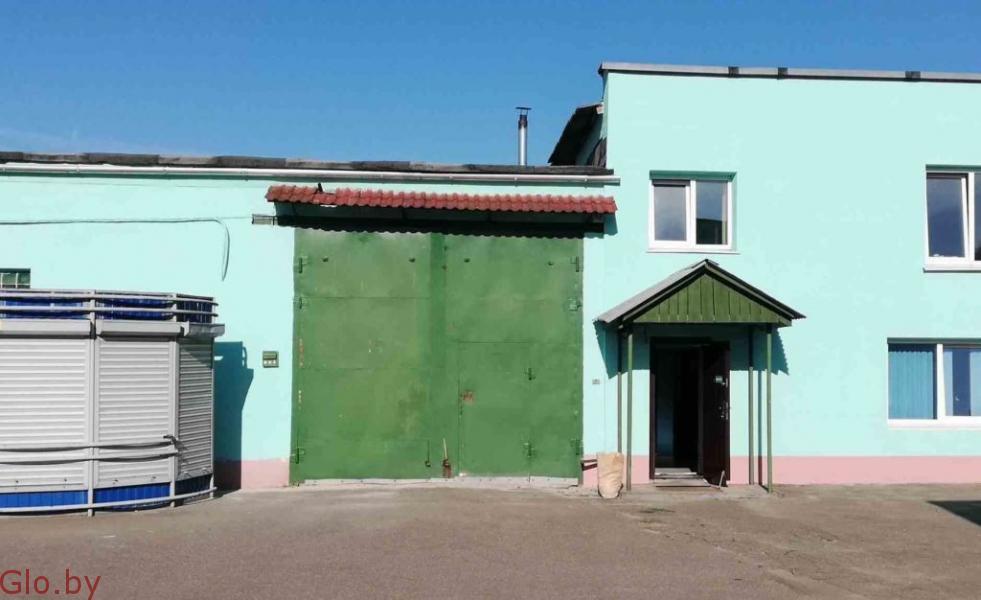Помещение под склад или гараж 163,1 кв.м., Волковыск
