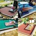 Благоустройство могил в Минске и области