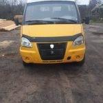Микроавтобус вагон ГАЗ-322133