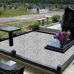 ..Благоустройство могилы..