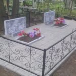 Предлагаем благоустройство могил, мест захоронения.